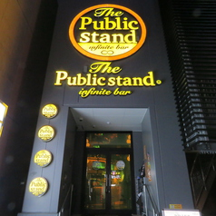 The Public stand 仙台国分町店の雰囲気1