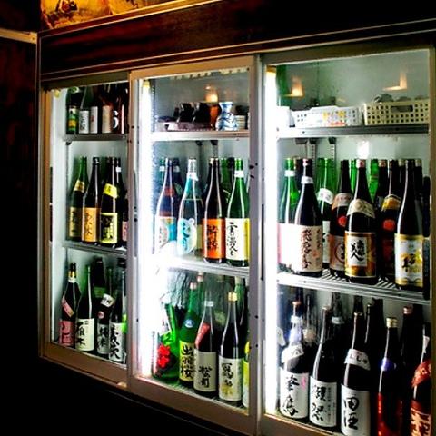 【個室完備】当日利用も◎厳選した全国各地の日本酒も飲み放題♪2Hプレミアム飲み放題1600円