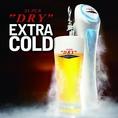 氷点下2℃の生ビール!アサヒエクストラコールドは-2℃の爽快な切れ味!ぜひ、お試しあれ♪