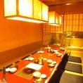 新宿明治通り店では、120名様~200名様までの貸切宴会も承っております。周りを気にせず、お食事とドリンクをご堪能ください。ご利用人数やご予算、お食事等もお気軽にご相談下さい。【新宿 居酒屋 宴会 個室 飲み会 接待 日本酒 昼宴会 飲み放題 和食 ランチ 記念日 蟹 食べ放題 刺身】
