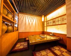 沖縄料理としゃぶしゃぶのお店 赤瓦の雰囲気1