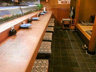新堀寿司の雰囲気1