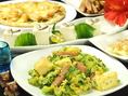 美味しいお料理や、当店自慢の沖縄料理を