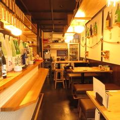 串揚げとおでん 咲串おかげ屋 栄店の雰囲気1