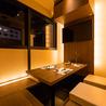 個室居酒屋 晴れのちけむり、ときどきちいず。 赤坂見附店のおすすめポイント1