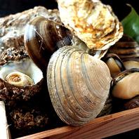四日市で新鮮な貝だけをご提供しております。