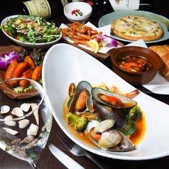 レストラン&バー クロスリゾート CROSS RESORT 名古屋のおすすめ料理1