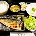 【3位】日替わり(焼き魚)定食 650円