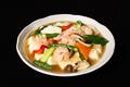料理メニュー写真海老とカシューナッツ炒め