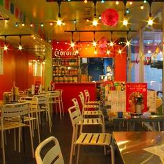 墨国回転鶏酒場 渋谷店の雰囲気1