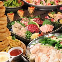 肉バル SHINGETSU 新月 盛岡本店の特集写真