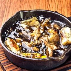 料理メニュー写真鶏ハラミの炭ージョ