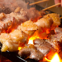 鶏食べ飲み放題コースは2500円!