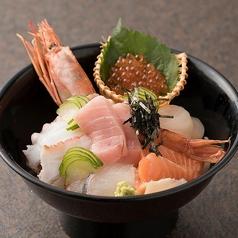 漁師海鮮丼