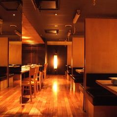 THE DINING 萬喰 ばんく 博多店の雰囲気1
