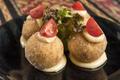 料理メニュー写真JATI自慢★チーズ入りコロッケ