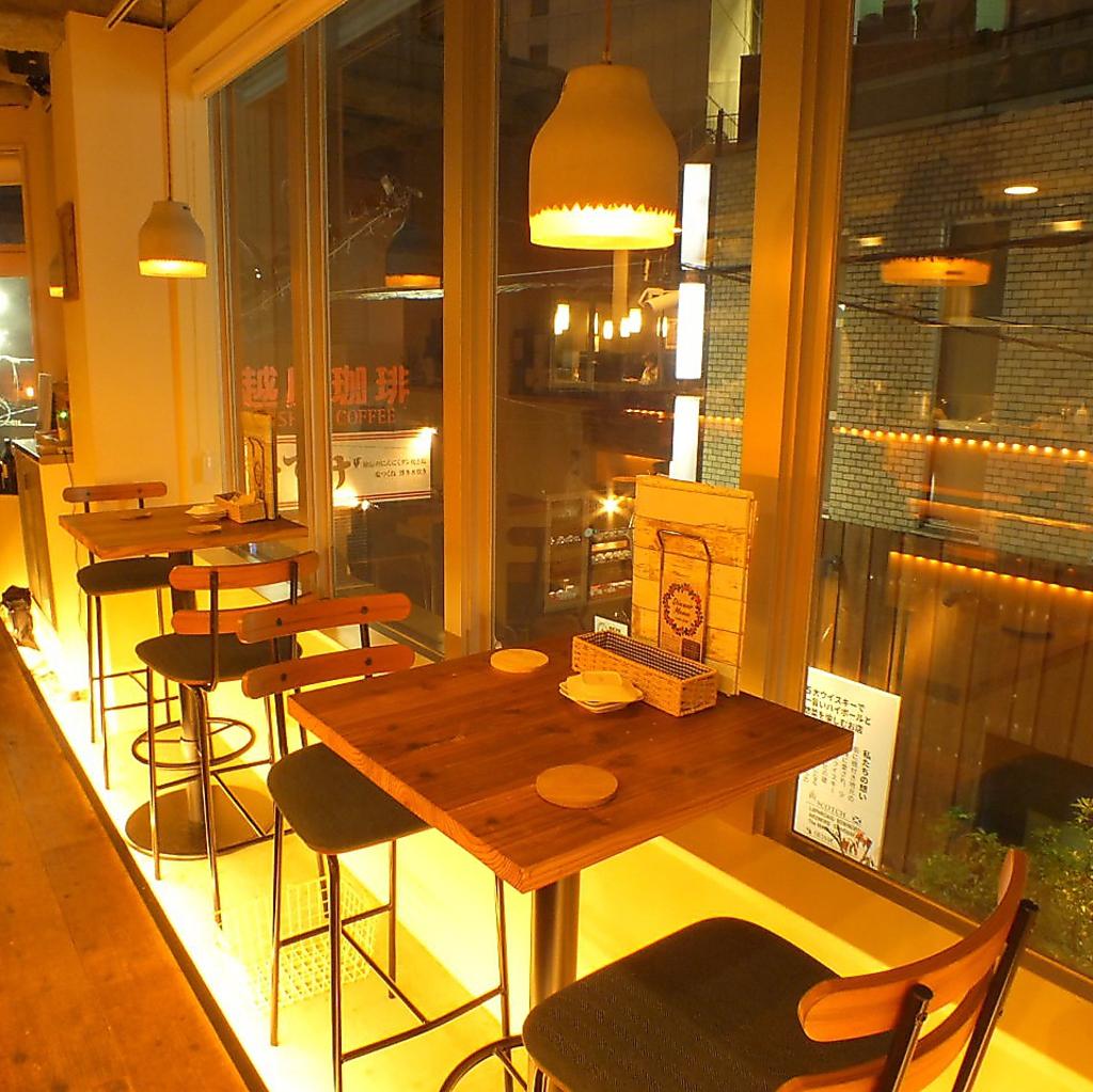 クラフトビール&スイーツバル モニカ&アドリアーノ|店舗イメージ6
