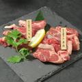 料理メニュー写真ラム肩肉(200g)
