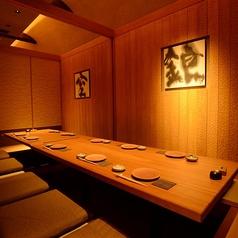 上質な空間で極上の料理を堪能