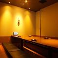 掘りごたつ個室は人気のお部屋となっております☆お早めのご予約をおすすめ致しております。各種ご宴会の際は是非ご利用ください。お問い合わせはお気軽に店舗までどうぞ☆お待ちしております!