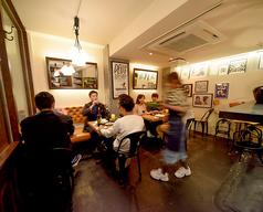 屋根裏のパリ食堂 中目黒の写真