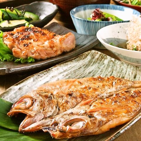 鮮魚と炙り焼き 越後屋 平次 秋葉原店