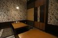 堀ごたつ式個室