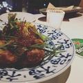 料理メニュー写真幸福の油淋鶏(ユーリンチー)