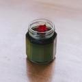 料理メニュー写真銀玉の抹茶プリン