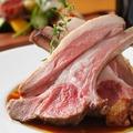 料理メニュー写真シェフおすすめの本日のお肉料理
