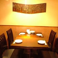 個室風で台湾限定料理をご堪能してください