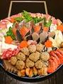 冬には鍋など♪季節によって変わる旬のものをご堪能下さい。ご来店お待ちしております。