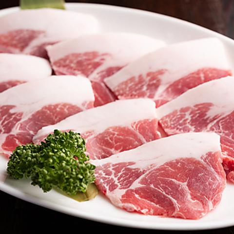 ドリームコース 奈良ブランド旨味やまとポークが【90分食べ放題】+大皿盛り焼肉お一人様3300円