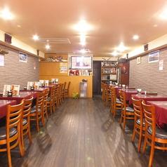 ENJOY HOT CHILLY ホットチリ 新大久保店の雰囲気1