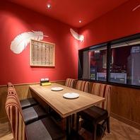 個室完備!上野でのびのび宴会