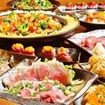 ◆好きなものを食べたいだけ!食べ放題&飲み放題コースを2,980円~ご用意いたしました。おすすめは、焼肉&サムギョプサル&もつ鍋のトリプルメイン+充実のサイドメニューが食べ放題の満腹よくばりコース3,480円!火木土限定で2時間⇒3時間に延長できます。詳細はクーポンページをご覧ください。