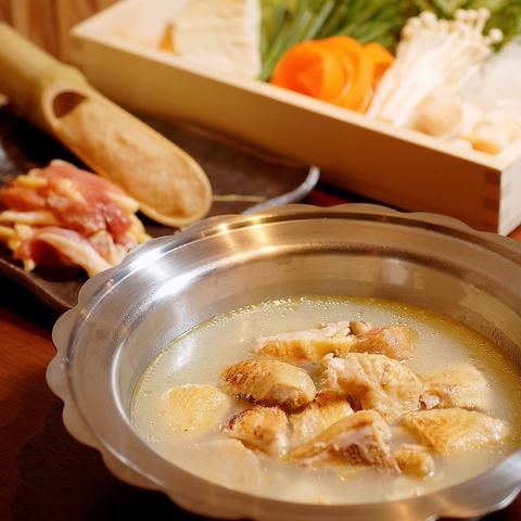 博多水炊き 鶏料理と九州の恵み 可士和 (かしわ)