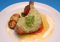 料理メニュー写真ホロホロ鳥のグリル