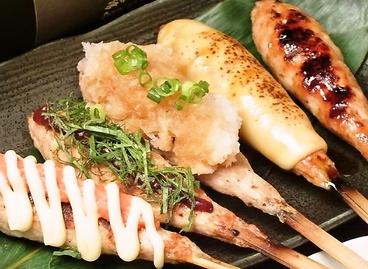 炭火 de TSUKUNE はるじろうのおすすめ料理1