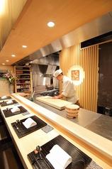 日本料理 丸しまの雰囲気1