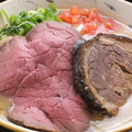 料理メニュー写真贅沢濃厚味噌らぁ麺