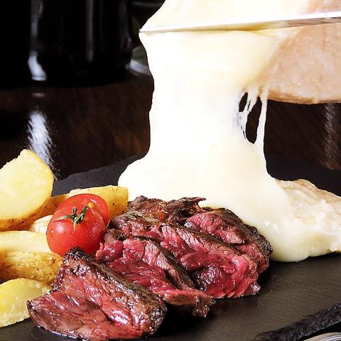 チーズ×肉料理 八王子TOPクラスの美味しい料理とおしゃれな雰囲気が自慢のお店