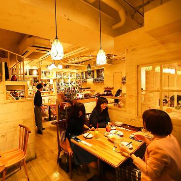 肉 海鮮 チーズ 北海道バル ほろほろの雰囲気1