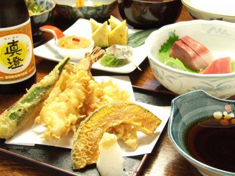 所沢の本格的な天ぷら屋さんです!