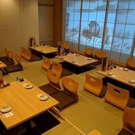 【目黒駅すぐ】綺麗な和室空間・座敷完備