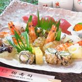 初寿司のおすすめ料理2