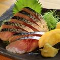 【こだわり食材を堪能】金華サバ(宮城県金華山沖で採れた脂ののった極上のサバ)