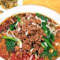 料理メニュー写真≪ランチ≫ タンタン麺セット