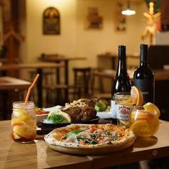 肉バル チーズバル カーネヴォー 梅田茶屋町店のコース写真