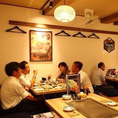 弁兵衛 横川店の雰囲気1